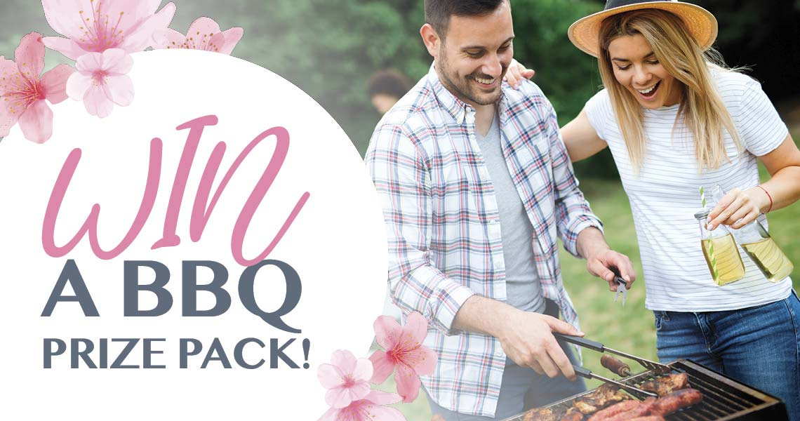 WIN a BBQ Prize Pack!